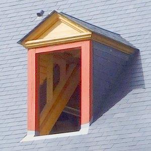 Guide des lucarnes de toit.