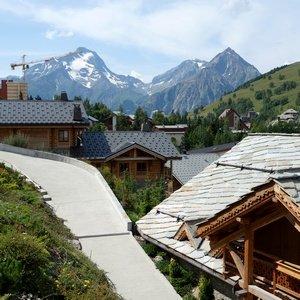 Guide de la toiture de montagne.