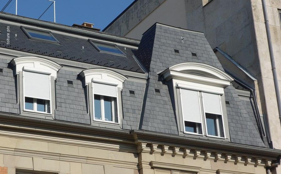 Prix d 39 une toiture en ardoise tous les chiffres 2019 for Prix tuile ardoise