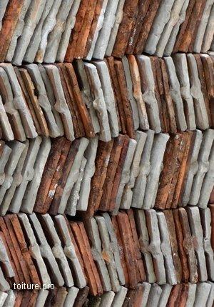 Tuiles anciennes de pays traditionnelles dossier 2019 for Koramic tuiles prix