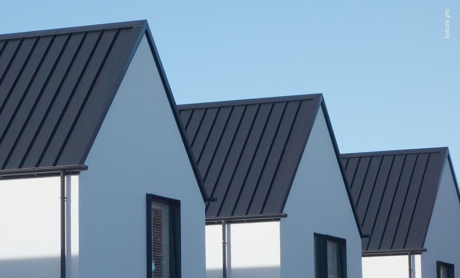 prix d 39 une toiture bac acier tous les chiffres 2018. Black Bedroom Furniture Sets. Home Design Ideas