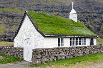 Solution traditionnelle en Islande se révélant un excellent isolant.