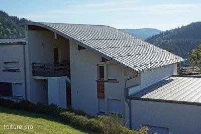 A chaque matériau et à chaque toit sa pente minimale.