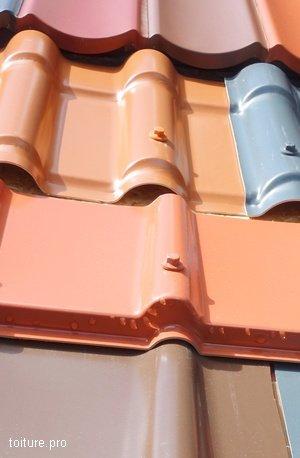 Forum : Référence plaque de toiture imitation tuile canal