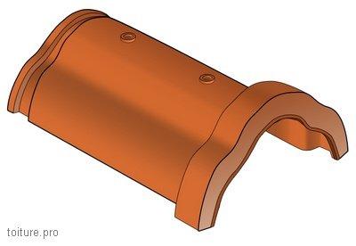 Forum : Réparer tuile faitière cassée