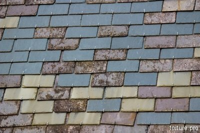 Réfection et rénovation de toitures anciennes.